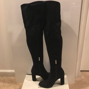 Marc Fisher Thigh High Boots. Size 6.5.